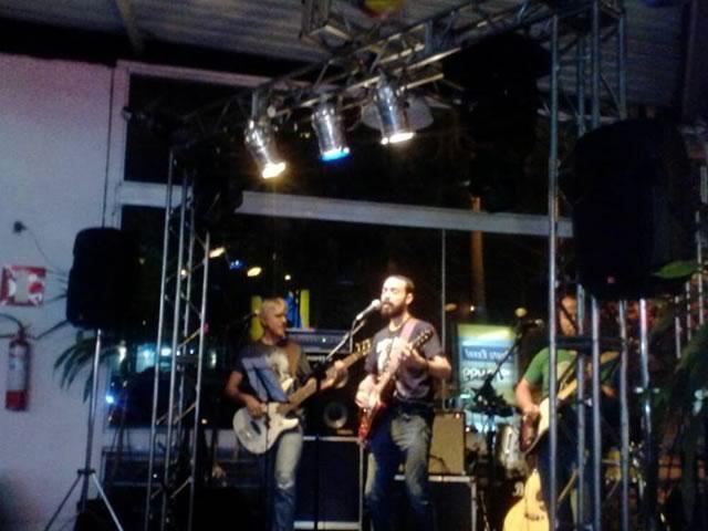 show com bandas autorais